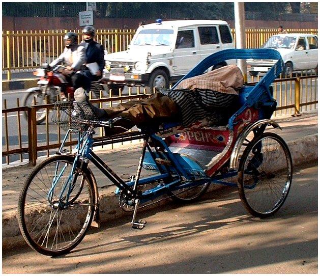 rickshaws des v los taxis trois roues le blog de trike73. Black Bedroom Furniture Sets. Home Design Ideas