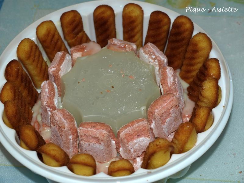 Recette tupperware gateau aux fruits