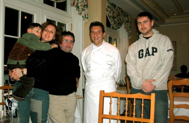 Service table california grill page 5 - Cuisine tv eric leautey ...