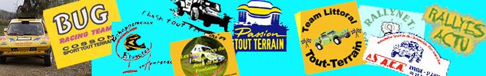 Compétition TOUT-TERRAIN en France