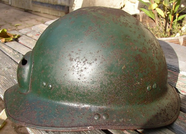 casque adrian de la marine. Black Bedroom Furniture Sets. Home Design Ideas