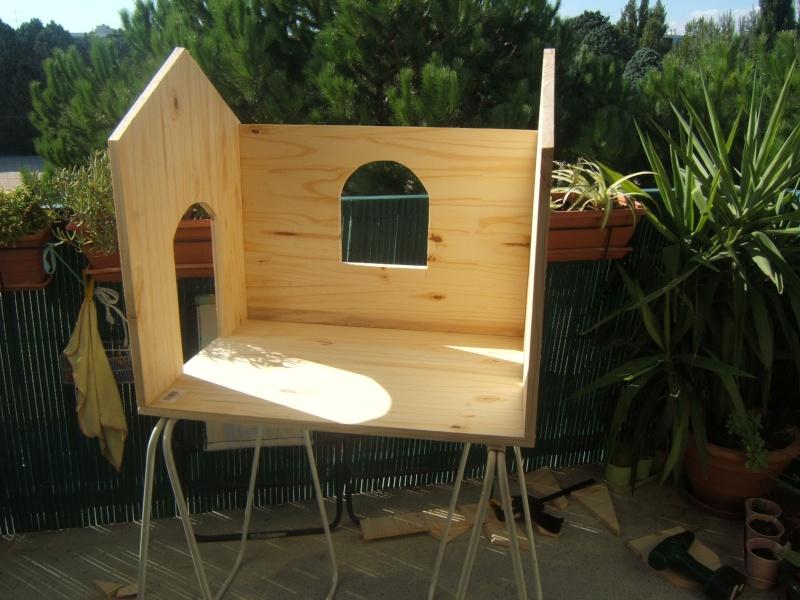 Construire une niche pour canaille - Plan pour faire une niche pour chien ...