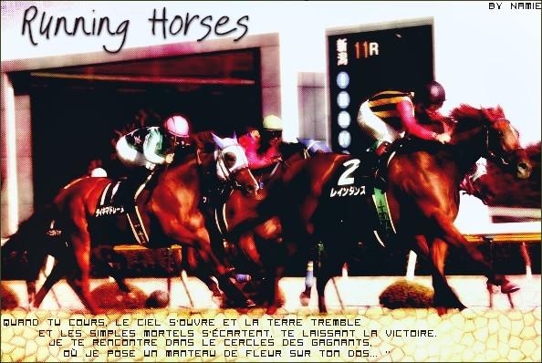 -» Running Horses «-