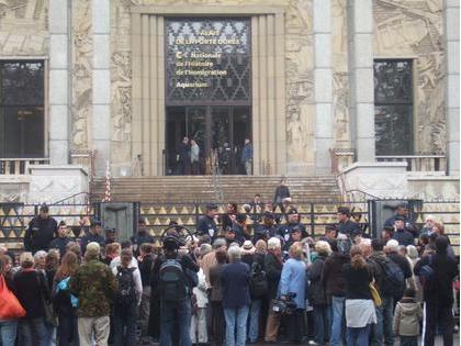 Cité de l'immigration, sous la direction de Jacques Toubon.