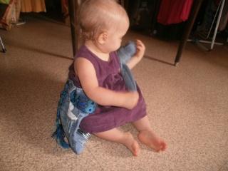 ce sac été pour la soeur de ma chieuse dans mes créations p5260214