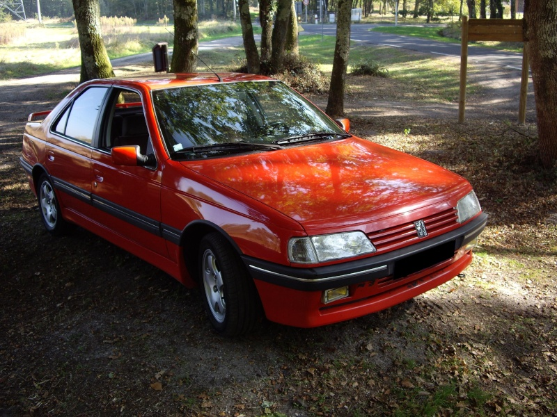 Kamimi16 peugeot 405 mi16 page 1 forums automobile for Interieur 405