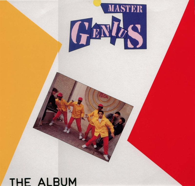 Master Genius - The Album