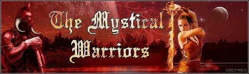 Antre des Mystical Warriors