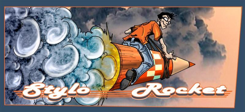 Projet Stylo Rocket