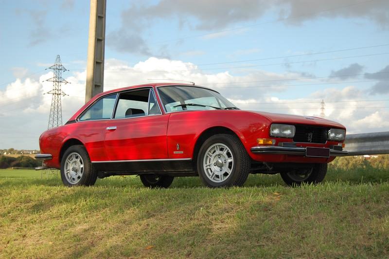 Et sa peugeot 504 coup v6 de 1975 damour57 oldies anciennes forum collections - 504 coupe fiche technique ...