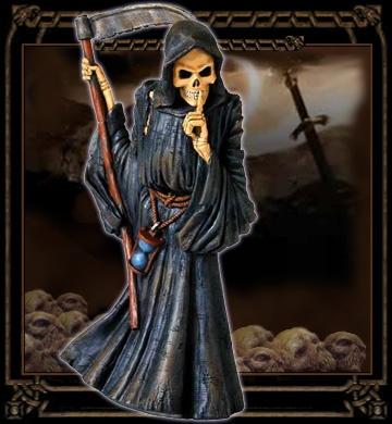 Fiche la faucheuse - Cuisiner trompette de la mort ...