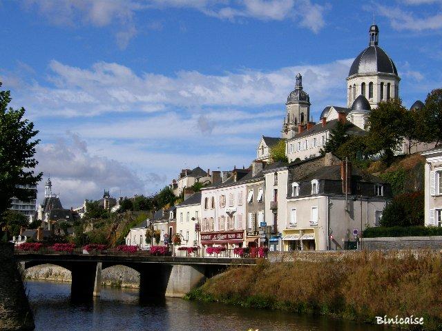 Segré. dans Pays de Loire et Touraine. p9242037