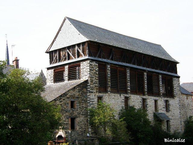 Vitré 1/2 dans Pays de Loire et Touraine. vitre_11