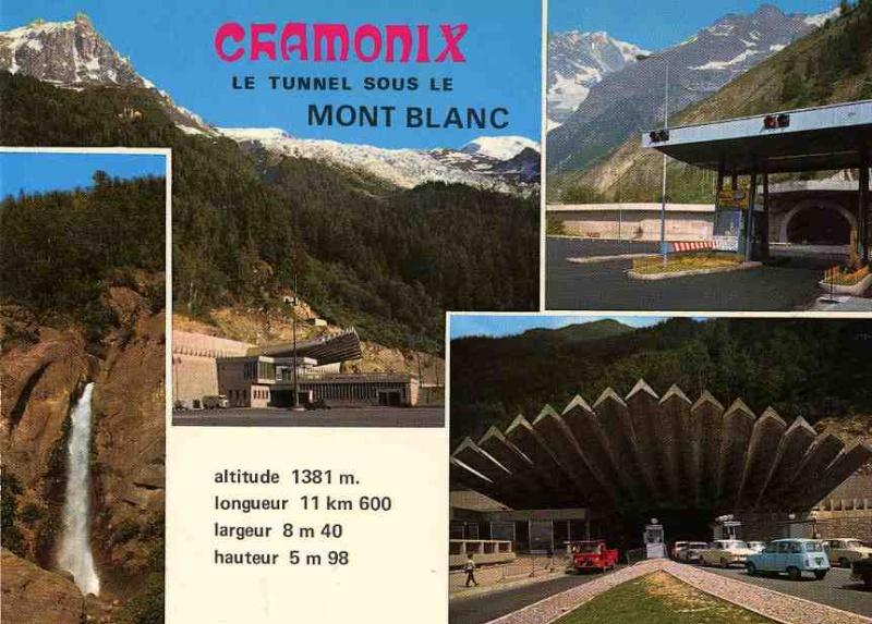 l incendie du tunnel du mont blanc