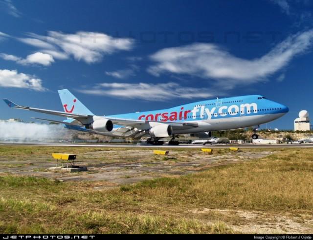 Boeing 747 400 corsairfly revell 1 144 for Plan de cabine boeing 747 400 corsair