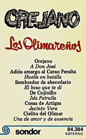 orecas10 - Los Olimareños - Orejano (Recop., 1985) mp3