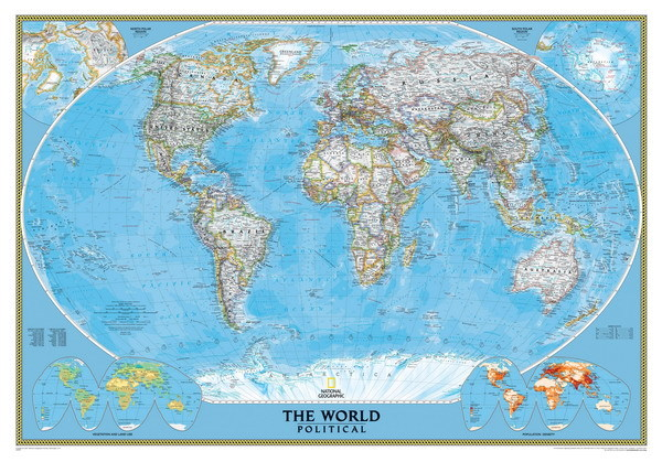 Mapas en alta resolucin y nueva imagen sistema solar national geographic world political map 1 jpg 6000 x 4190 8 mb gumiabroncs Images