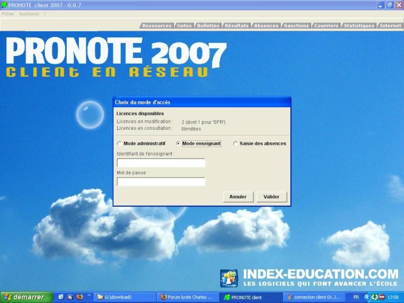 pronote lycee mont blanc 28 images installer le client pronote pour les enseignants lyc 233