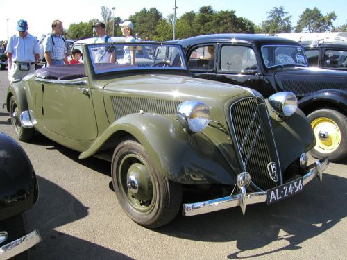 forum gmt la traction avant citro n une 15 six 1939. Black Bedroom Furniture Sets. Home Design Ideas