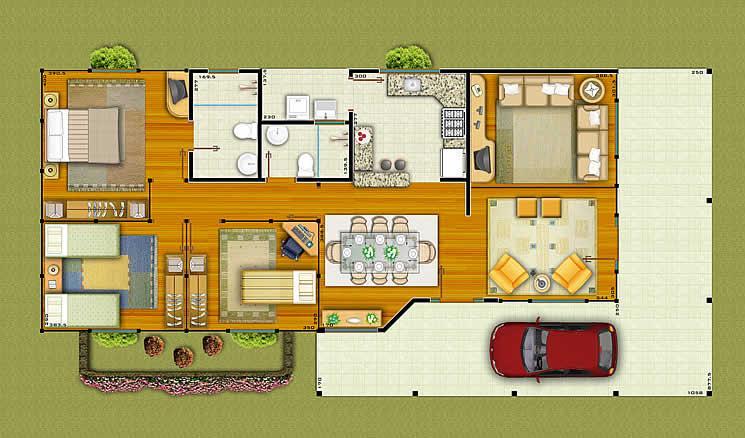 Casas reales conviertet en arquitecta de sims te for Sims 2 mansiones y jardines