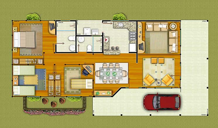 casas reales conviertet en arquitecta de sims te atreves