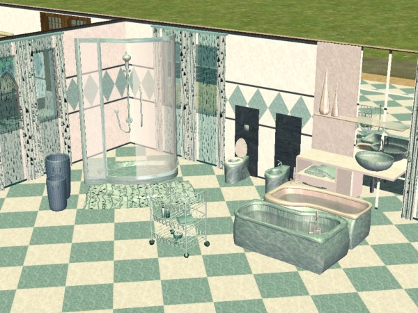 Ropa sims dise o muebles muestranos lo que sabes hacer for Muebles sims 3