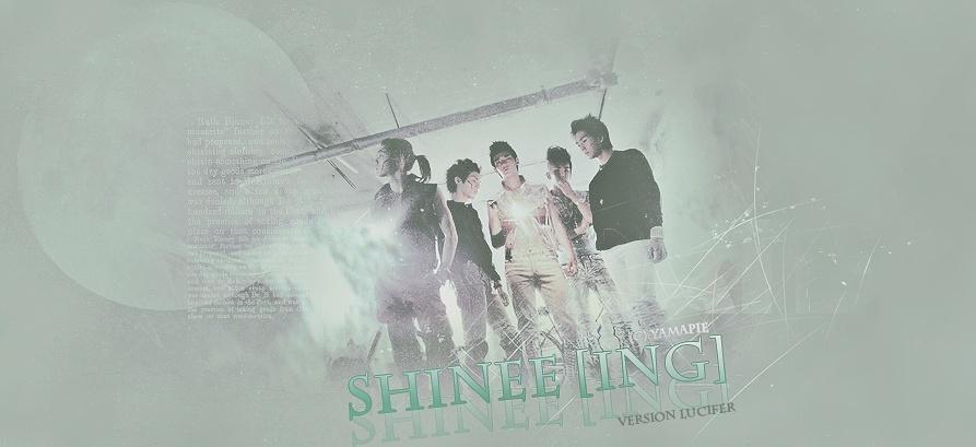 SHINee [ING]