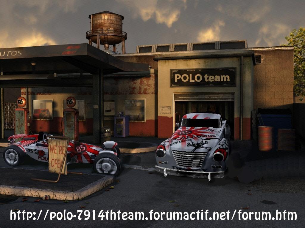 POLO team