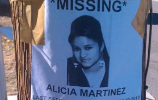analysis the alicia martinez murder Alicia martinez - 16 yo (11/2010) suspect: edward romero - denver co by tomterrific0420 on tue oct 26, 2010 2:26 am denver police say a 26-year-old man faces first degree murder charges after a missing 16-year-old girl was found dead inside his home.