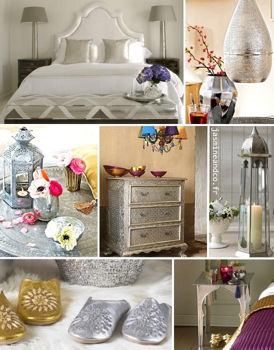 Decoration orientale for Deco chambre orientale