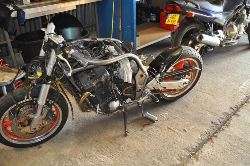 tuning moto bandit 1200
