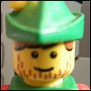 Minifig Forestman