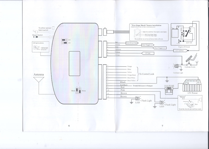 zzzzz10 ford fiesta mk4 central locking wiring diagram wiring diagram ford fiesta 2001 fuse box layout at fashall.co