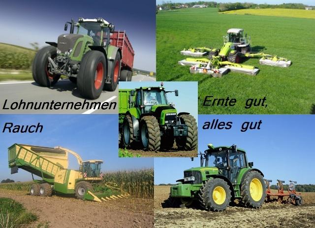 Lohnunternehmen für Ls2011