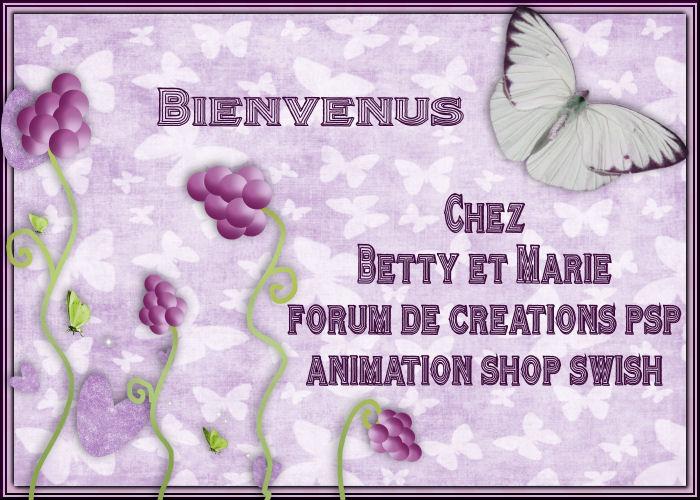 Chez Betty et Marie