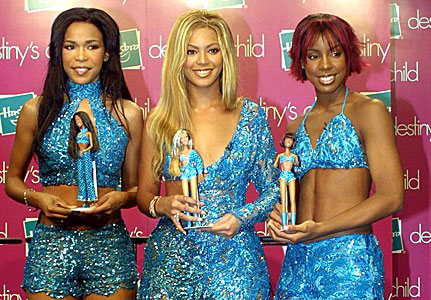Beyonce S Old Group 77