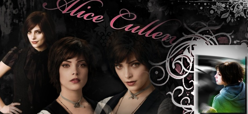 Alice Cullen 4 ever