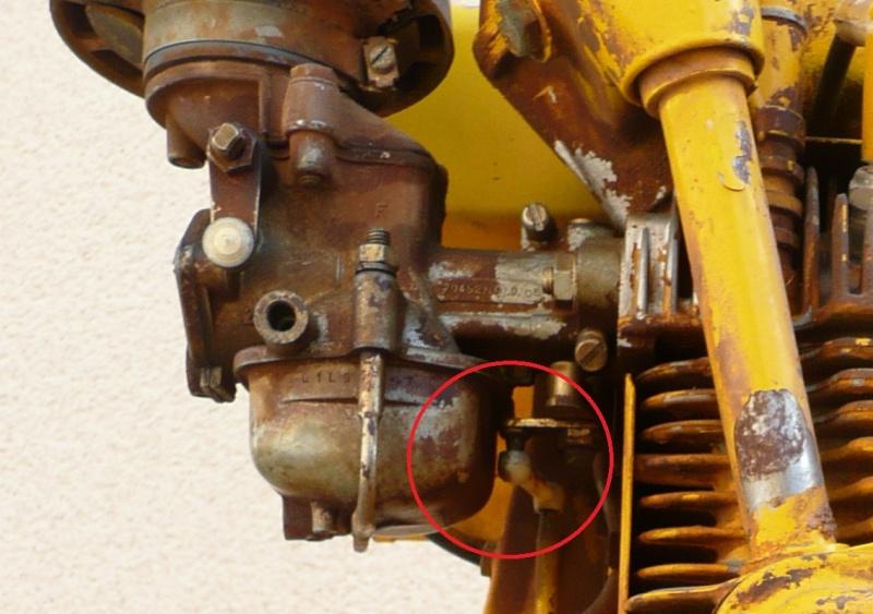 carburateur solex moteur bernard w110