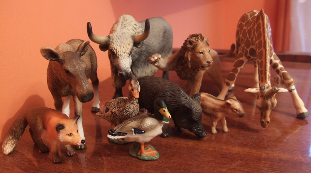 First Germany-made Schleich in Ukraine! - Laughing Giraffe