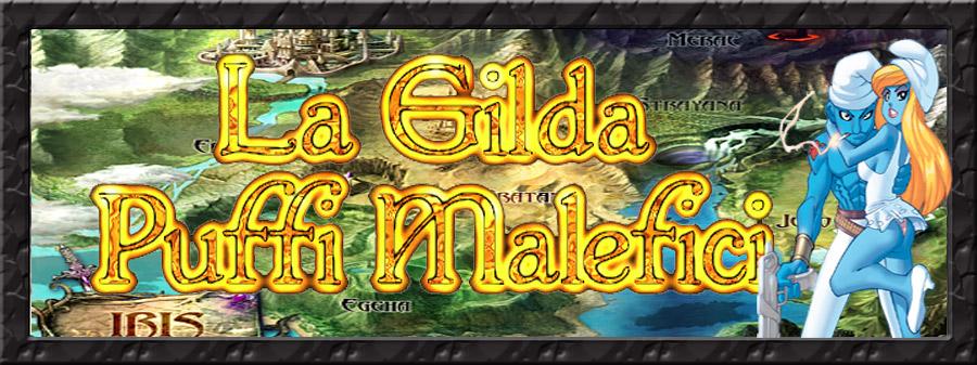 La Gilda dei Puffi Malefici & L'Ordine Dei Puffi