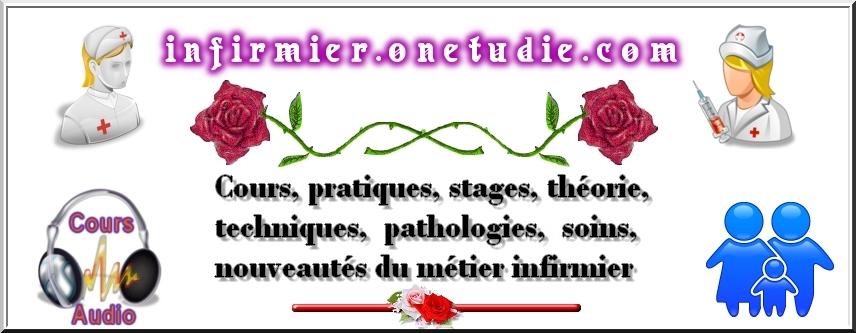 Cours, pratique, stages, théorie, techniques, pathologies, soins, nouveautés du métier infirmier