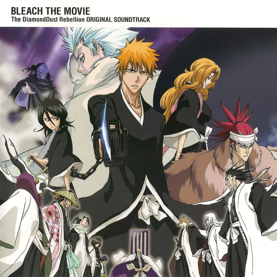 bleach the diamond dust rebellion vostfr