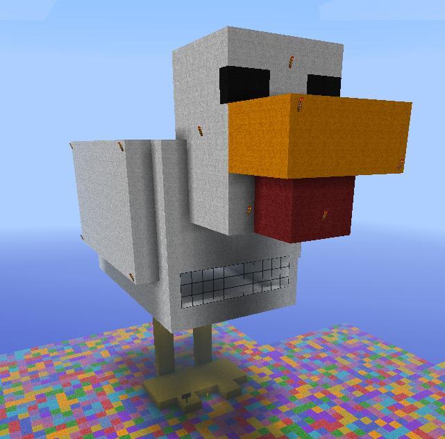 Minecraft 3d Pixel Art Blueprints