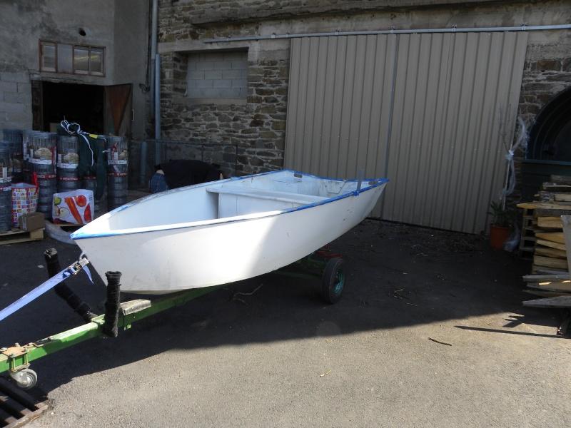 Amenagement barque alu peinture coffre eric12 for Poncage peinture