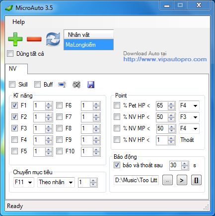 MicroAuto 6.2 – Auto Train TLbb
