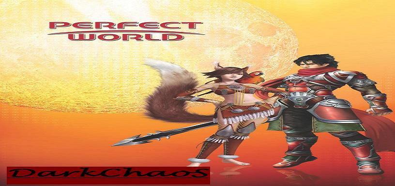 Admin. Perfect World.
